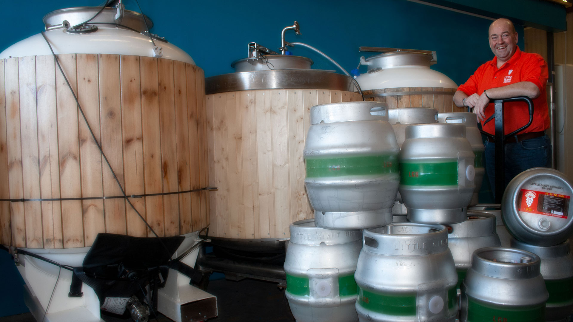 Own your own brewery